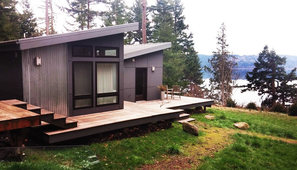 Seattle modular homes Custom made houses