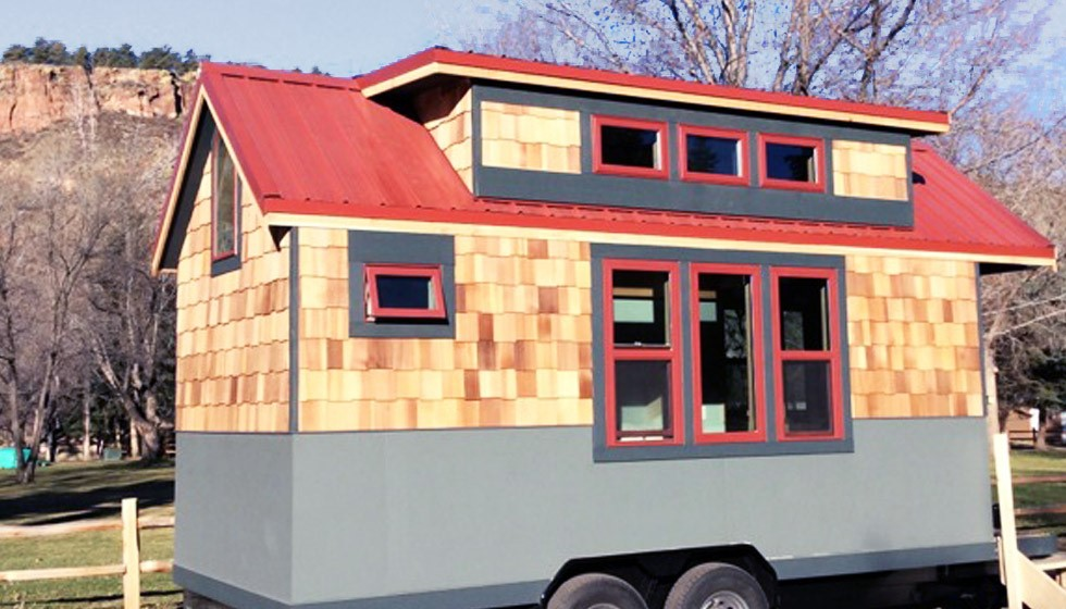 Stay and check out a tiny house in seattle washington for Prefabricated homes seattle