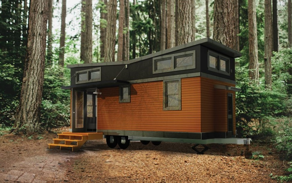 Tiny homes on wheels Tiny little houses on wheels